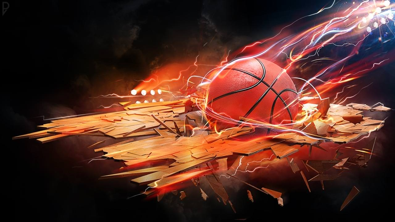30 basketball backgrounds wallpapers images pictures for Window palla design