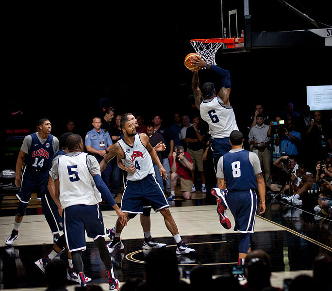 james dunk background