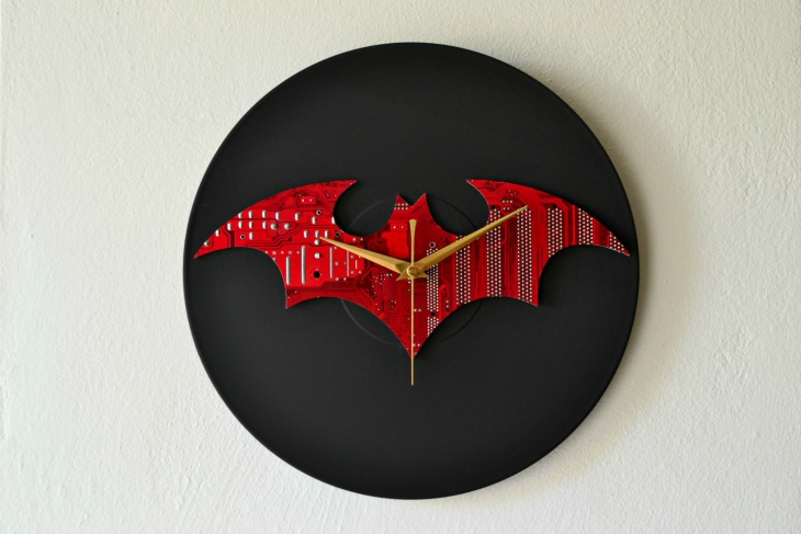 Amazing Handmade Wall Clock Design