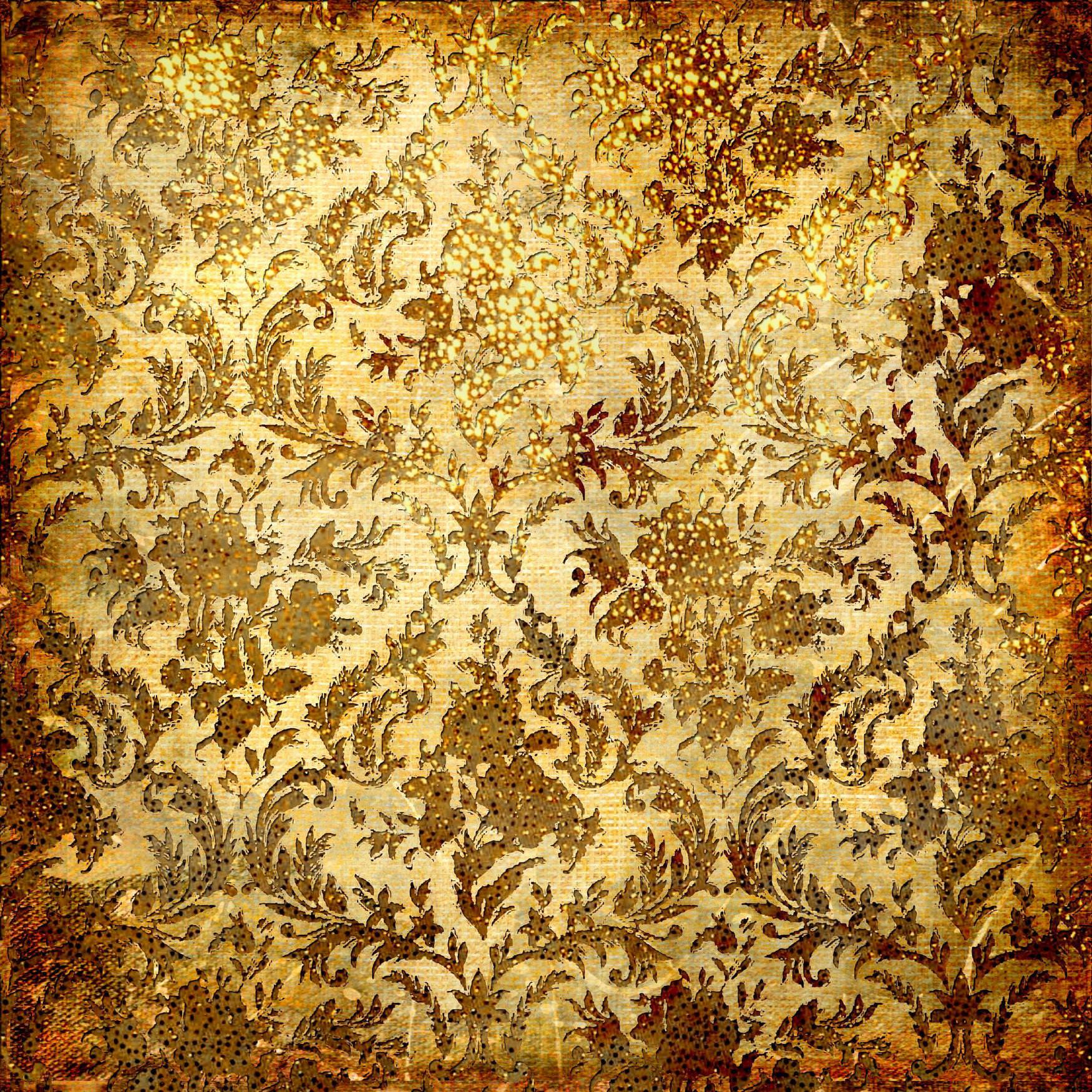 Artistic Gold Background