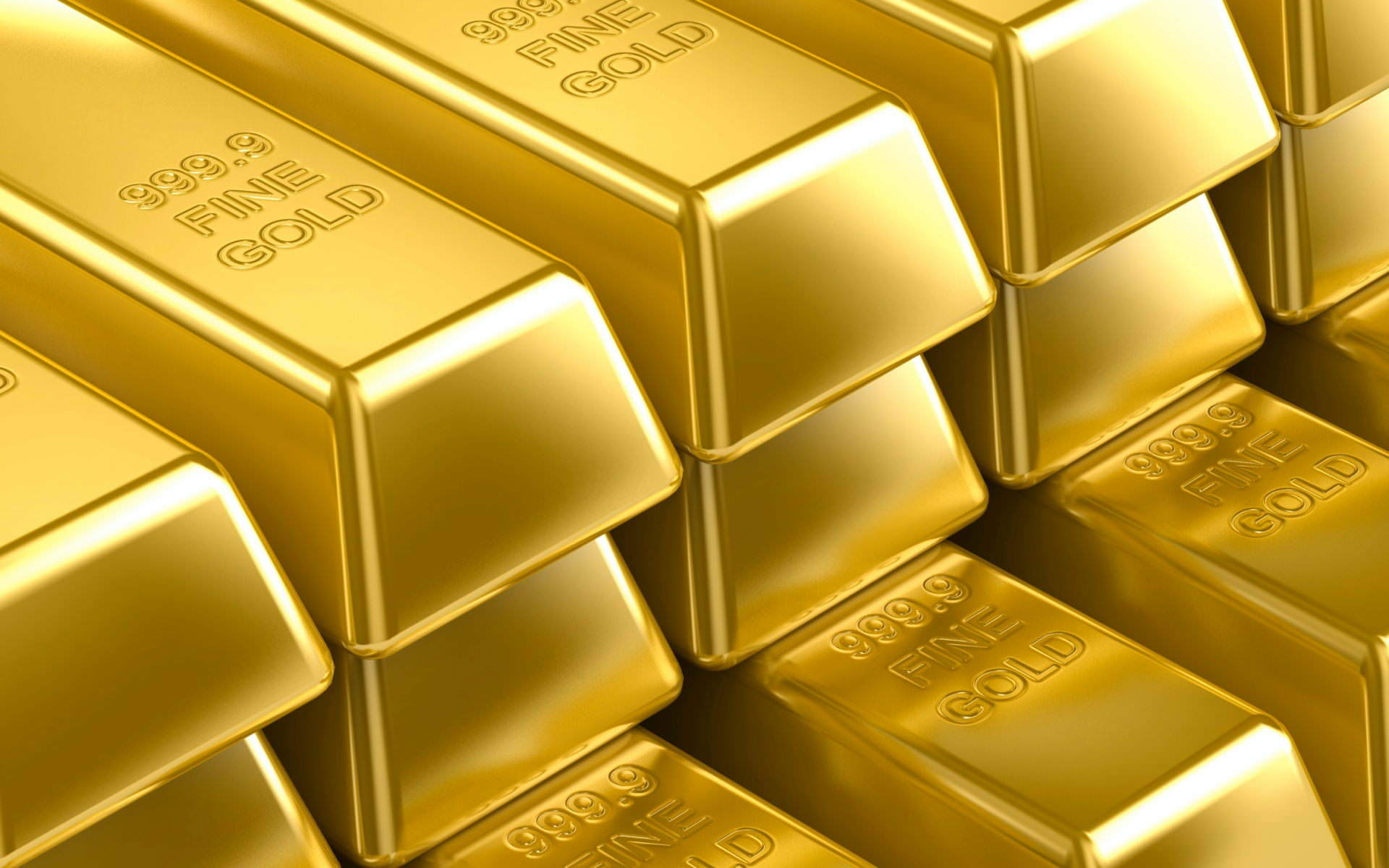 Gold Bullion Background