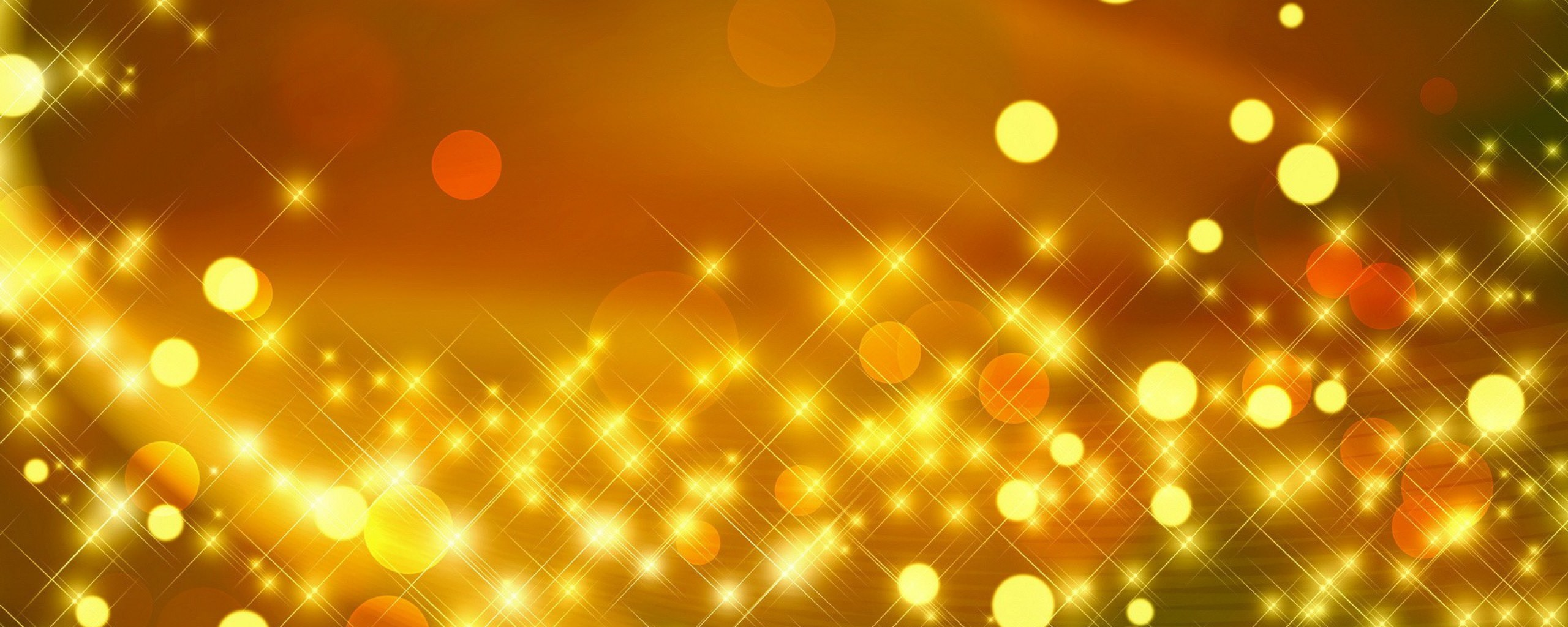 Gold Shiny Background