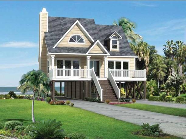beach style house design