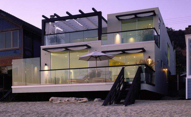 Urban Beach House Design