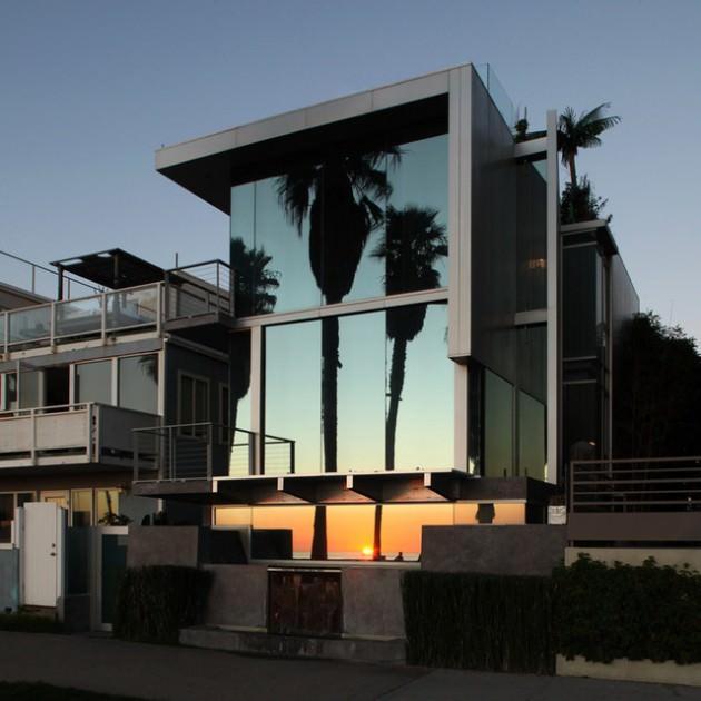 Panel House Beach House Design