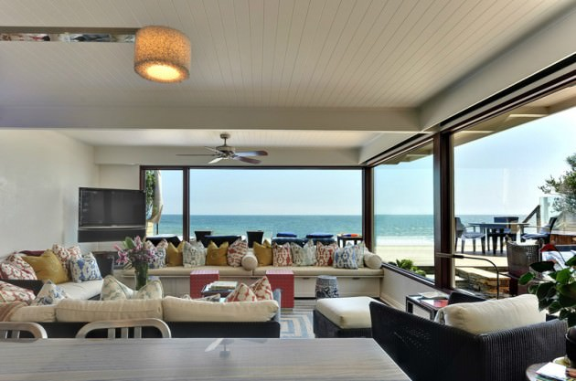 Malibu Beach House Design