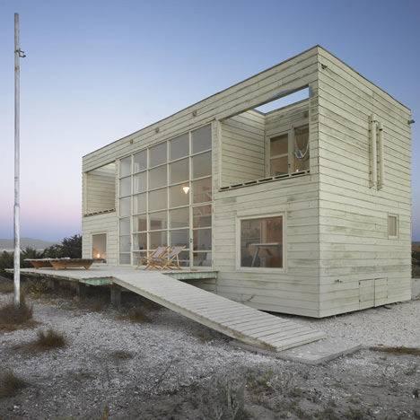 Rural Beach House Design