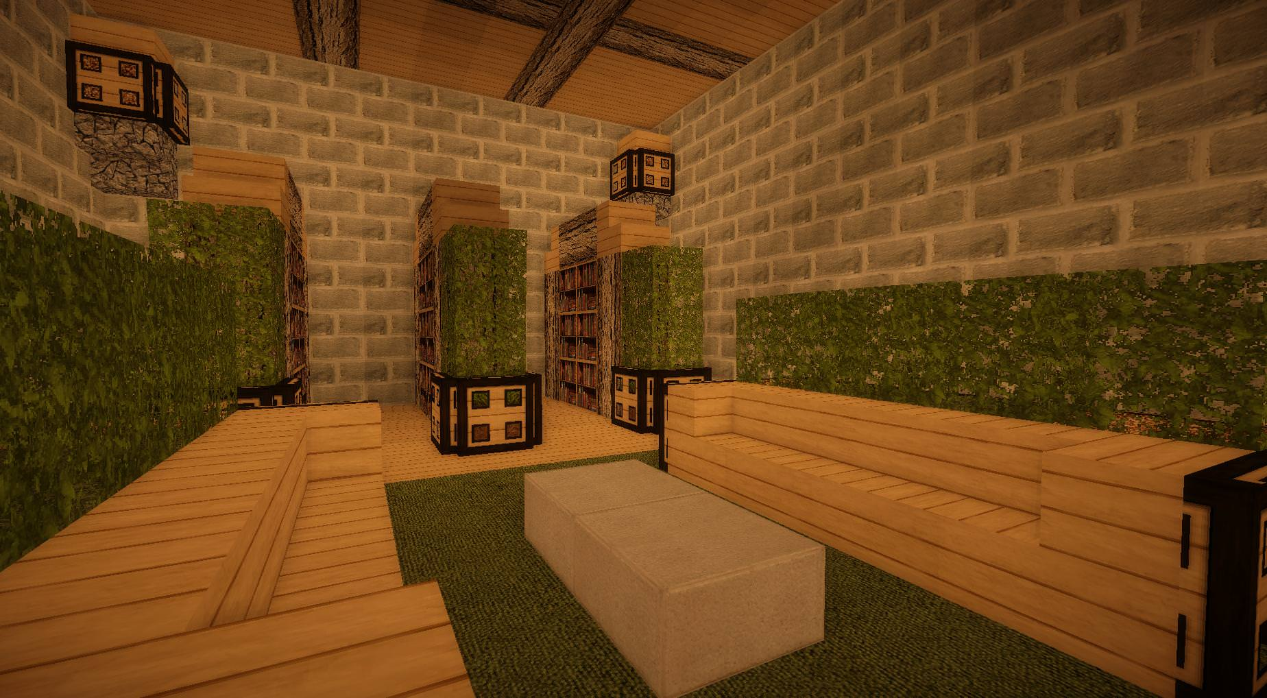 building imterior minecraft texture