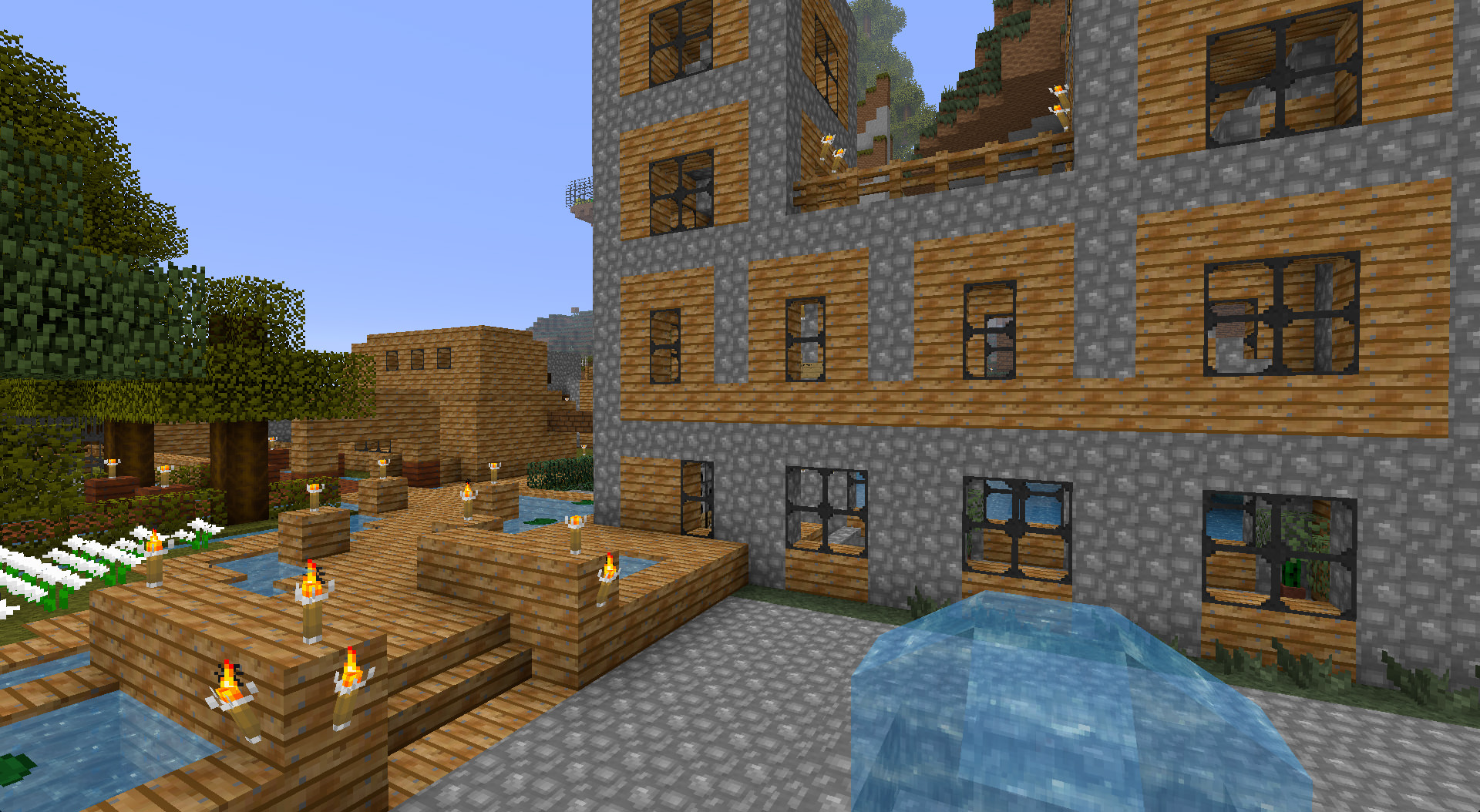 Minecraft Adventure Craft Texture Pack