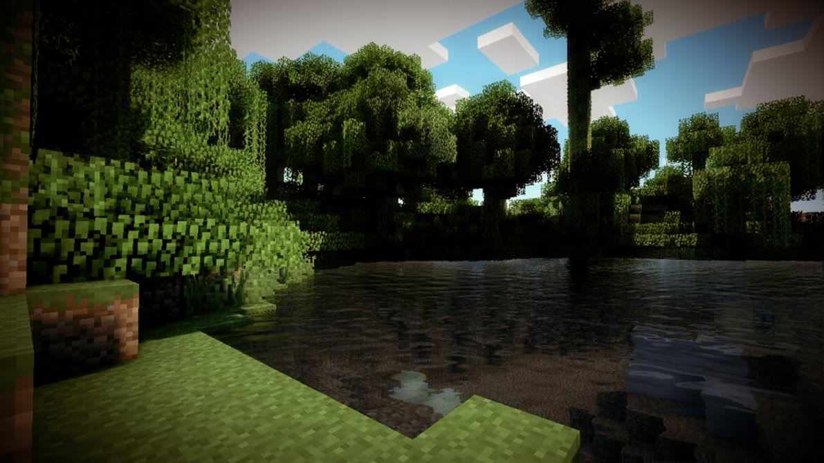 Realistic Water Minecraft Texture