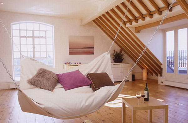 Cleverly Attic BedRoom Design