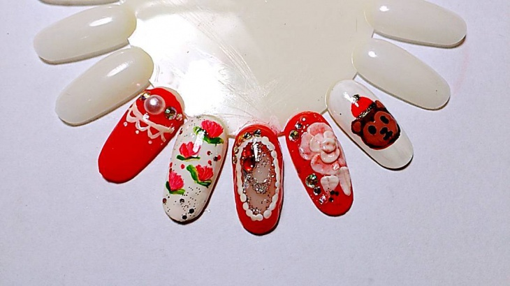 Fake Nail Art Ideas