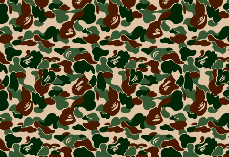 camo desktop background