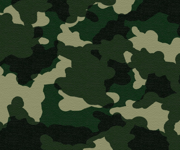 Pink And Green Camouflage Background