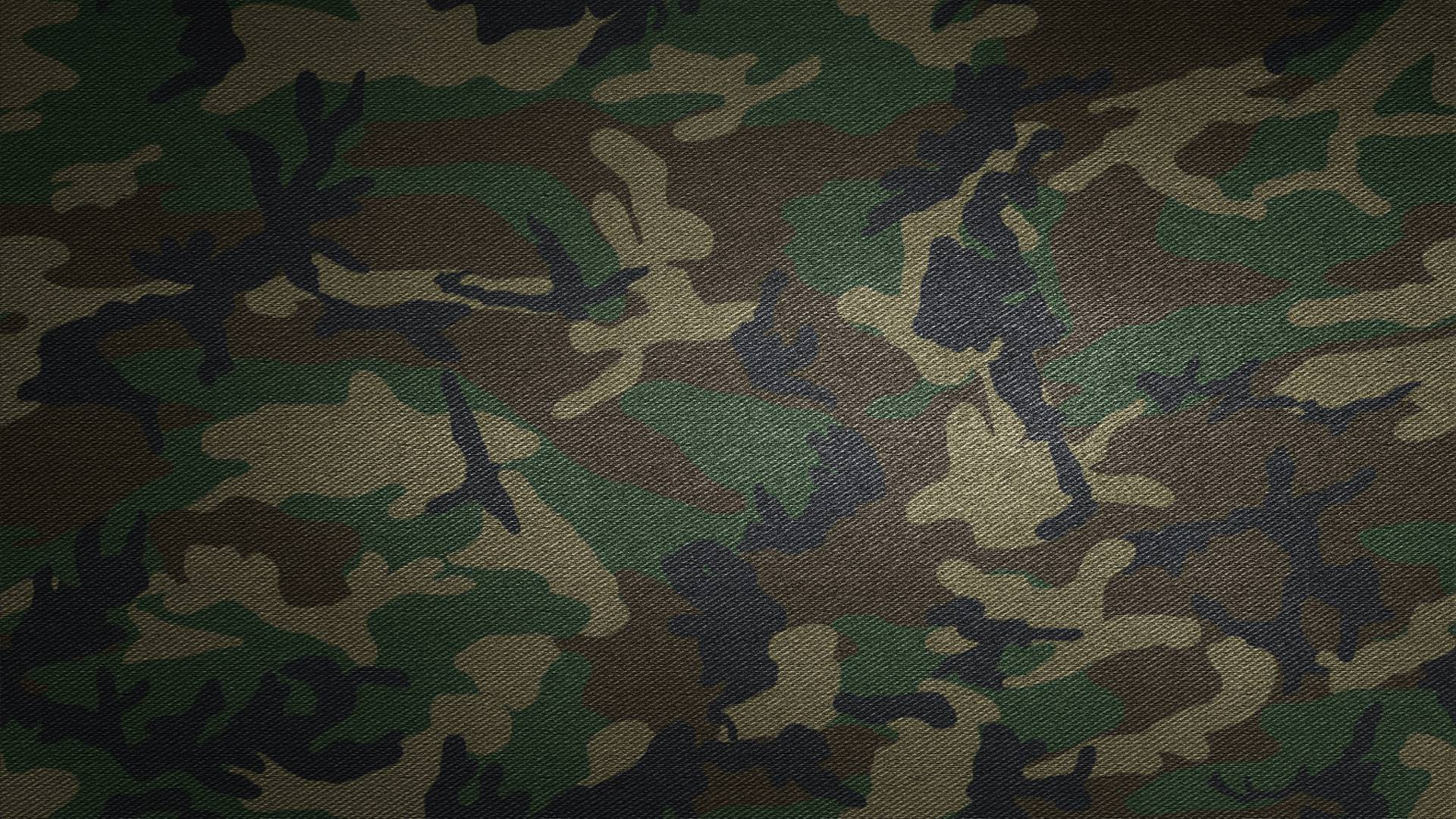 Military Camo Background
