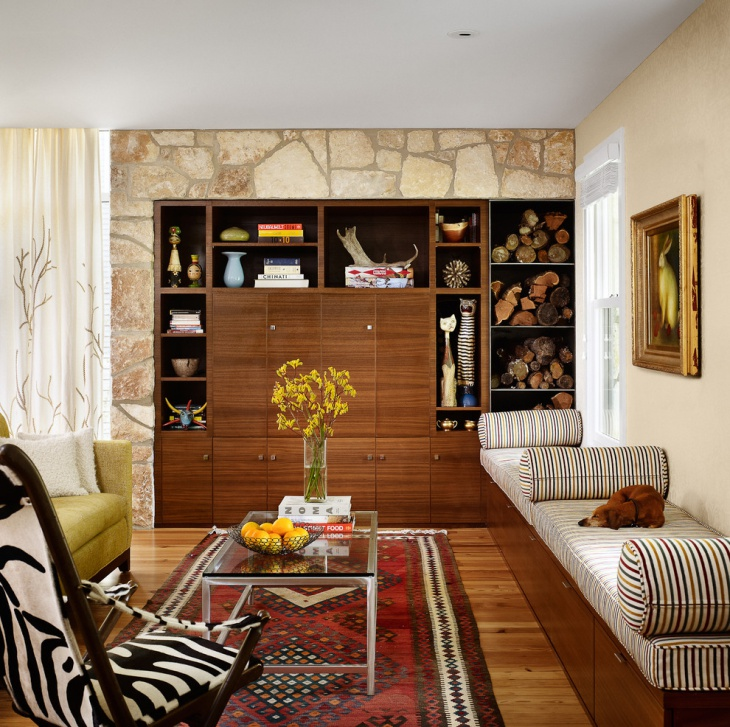 20+ Living Room Cabinet Designs, Decorating Ideas | Design ...
