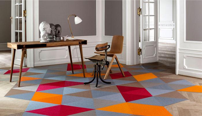 Artistic Floor Style Design