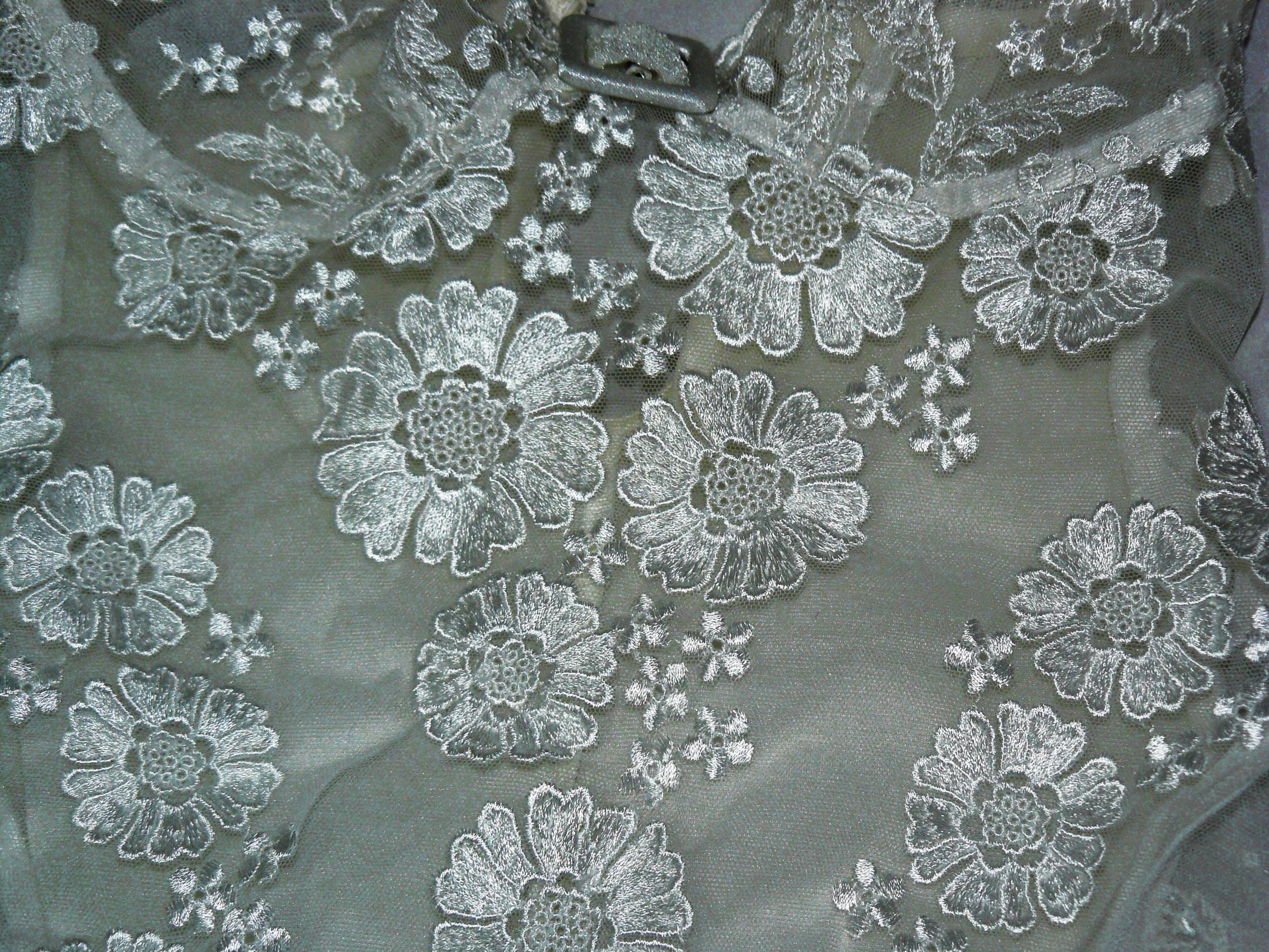 bright lace texture design