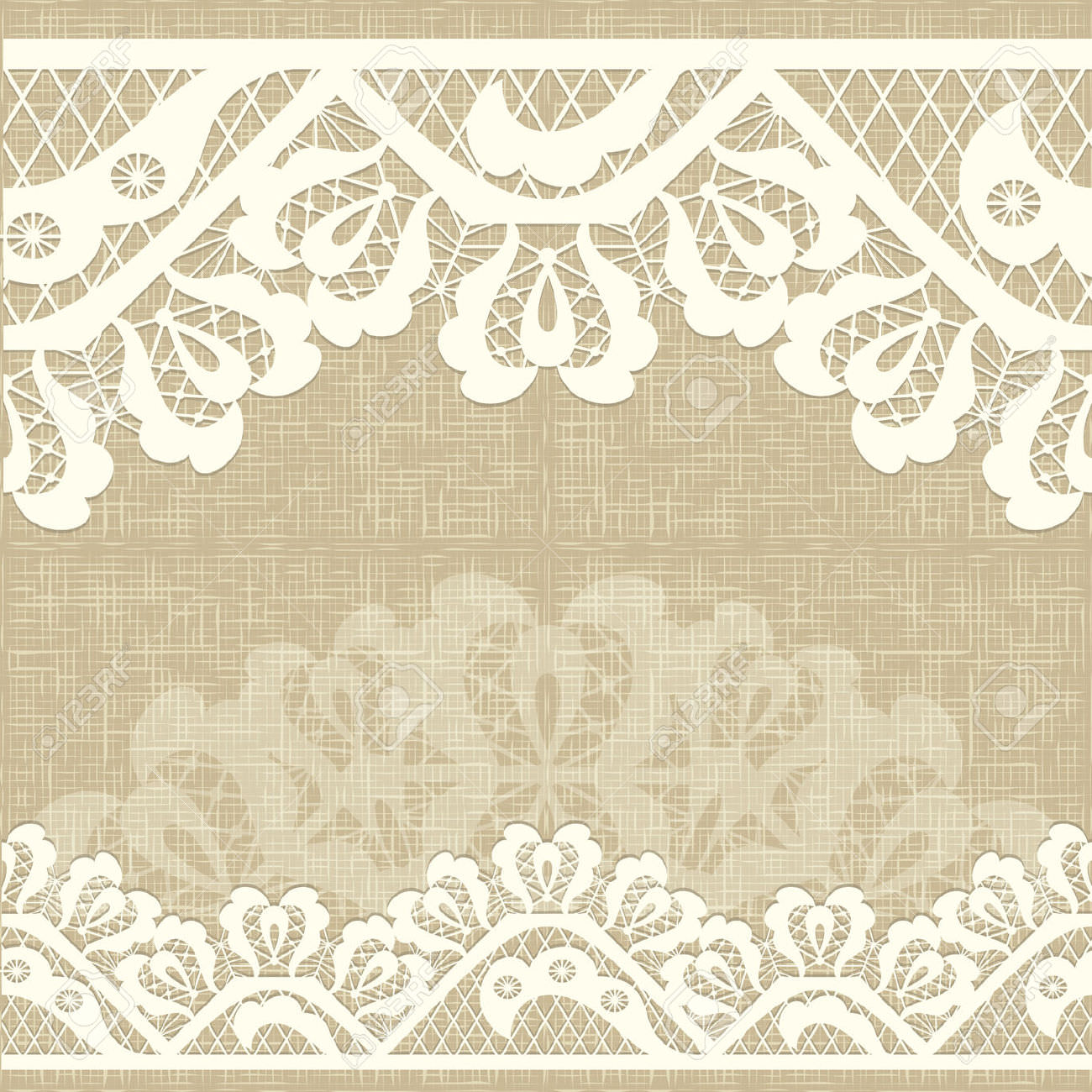 abstract lace texture design