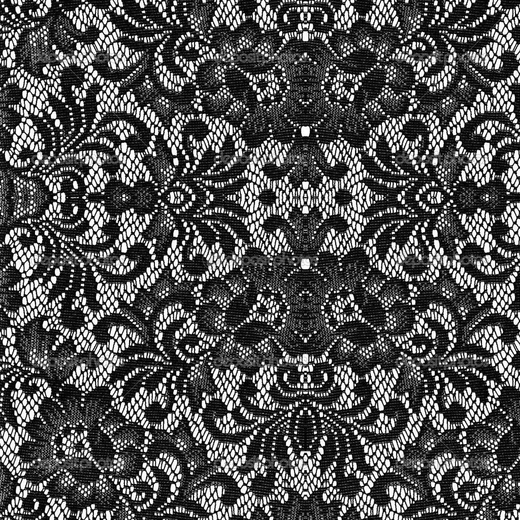 black lace texture design2