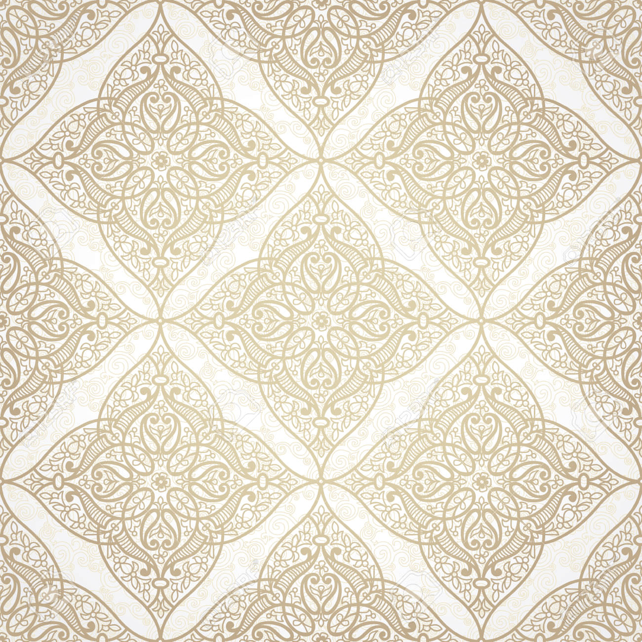 ornamental lace texture design
