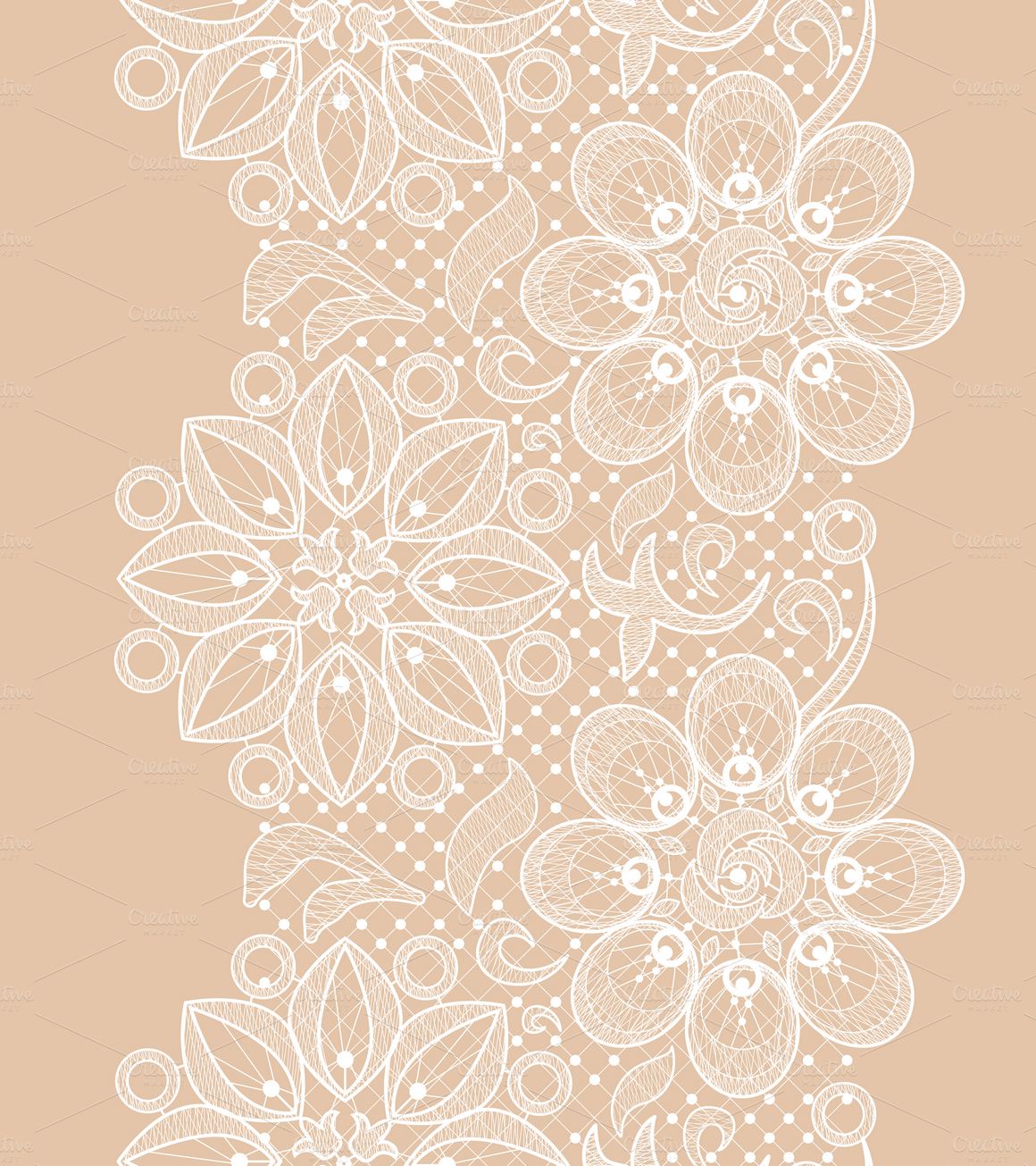 Seamless Lace Texture Designs