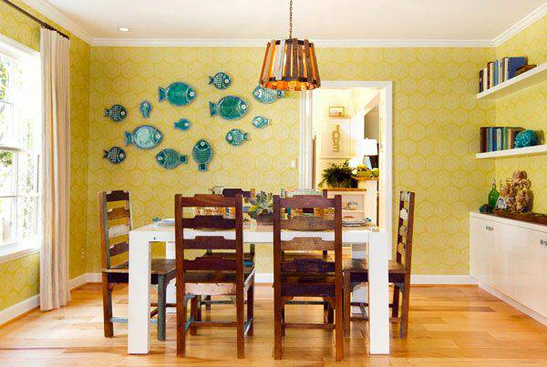 Fish Wall Plate Design