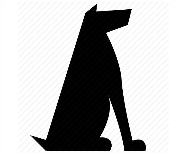 Hound Dog Icon