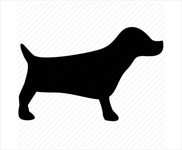 Cute Puppy Icon