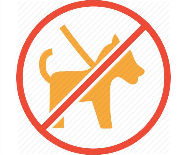 Dog Forbidden Icon