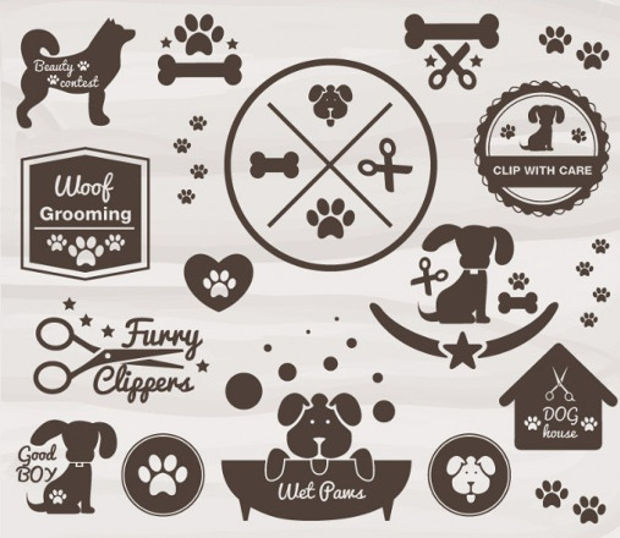Design Trends Premium Psd Vector Downloads: 20+ Dog Icons - PSD, Vector EPS Format Download