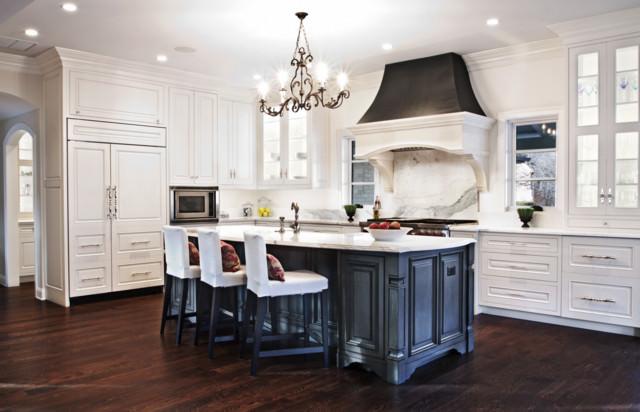 Kitchen hood designs decorating ideas design trends copper kitchen