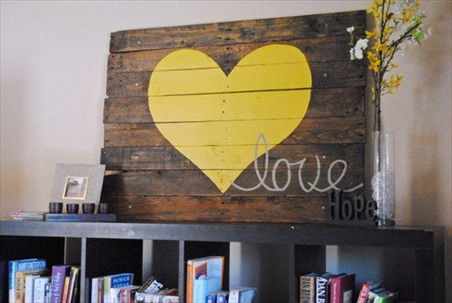 Love Wall Art Design