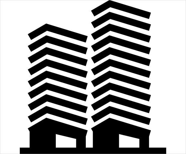 Apartments Real Estate Icon