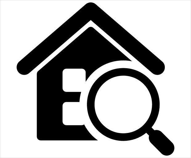 House Searcher Icon