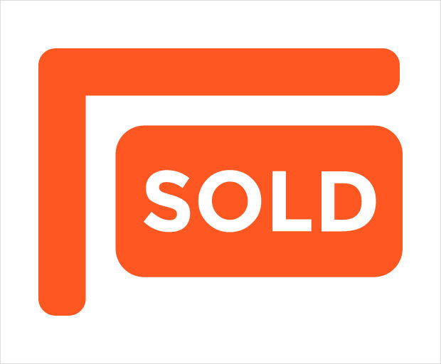 Sold Property Real Estate Icon