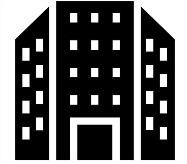 Real Estate Building Icon