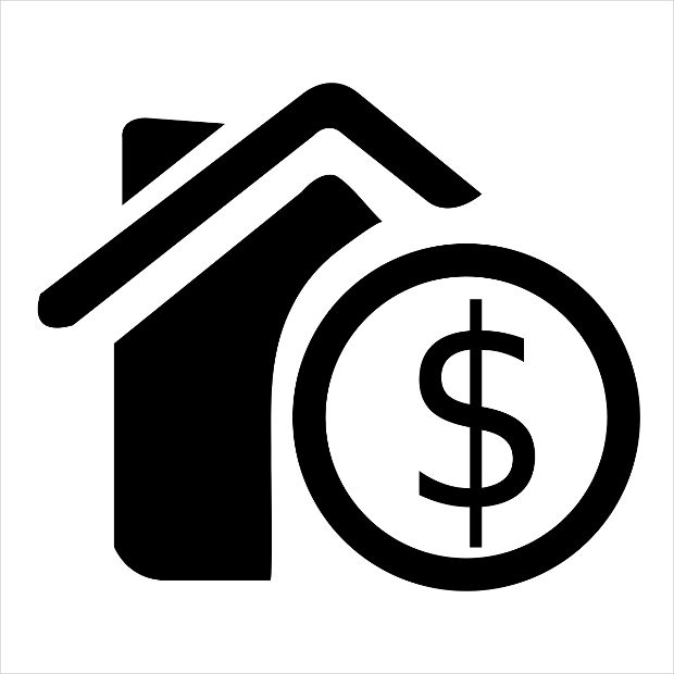 Real Estate Buy Home Icon