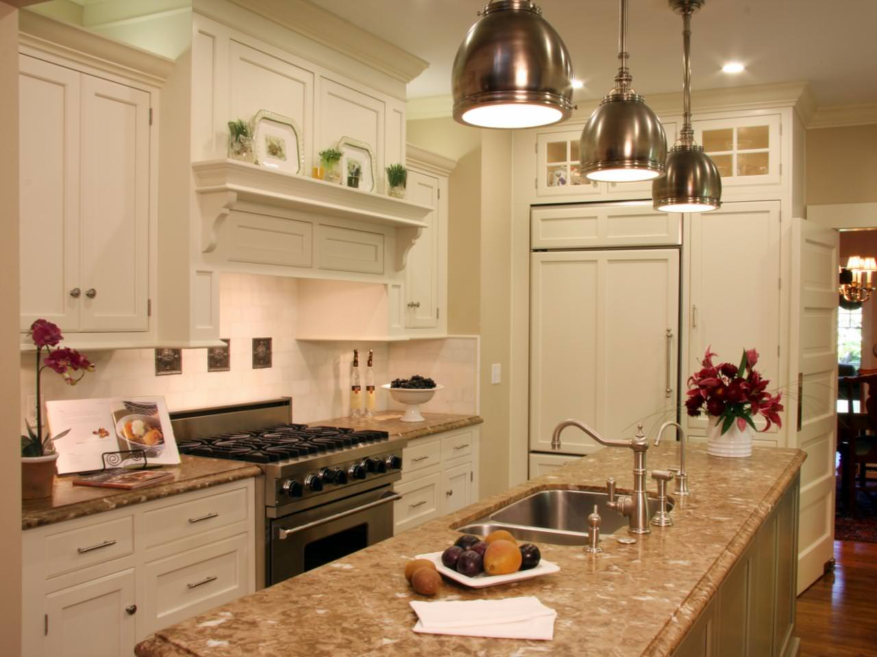 15+ Cottage Kitchen Designs, Decorating Ideas | Design Trends ...