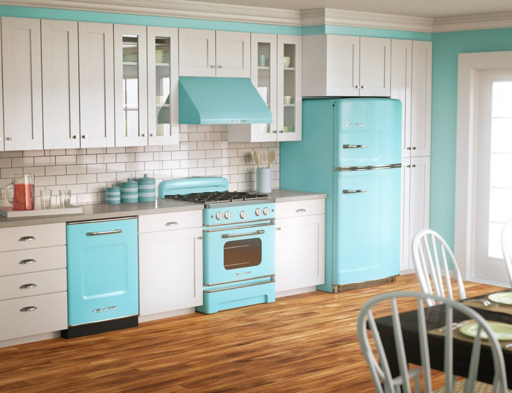 Wooden Cottage Kitchen Design