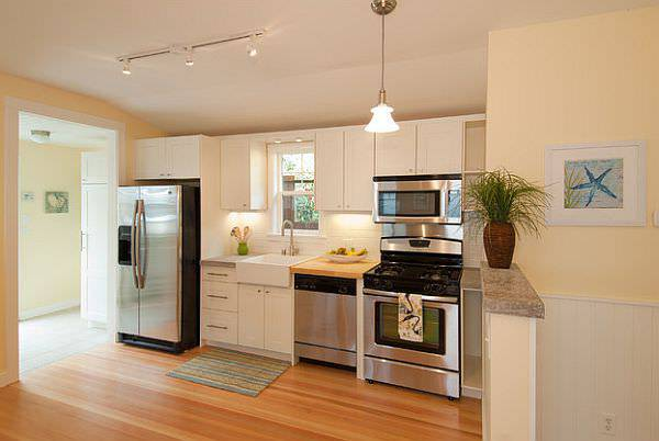 beautiful Cottage Kitchen Design