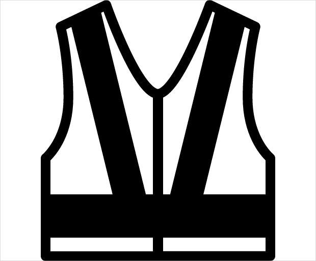 Reflective Vest Icon
