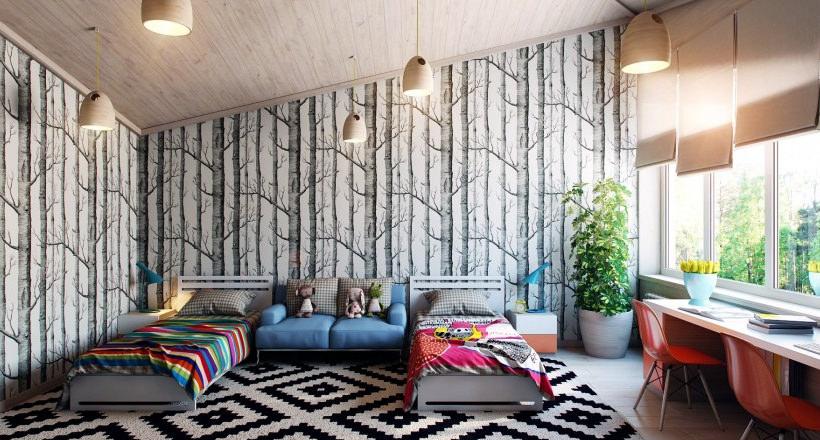 13 Colorful Kids Room Designs Decorating Ideas Design Trends