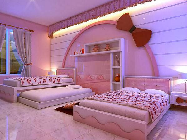 Adorable Kitty Room Design