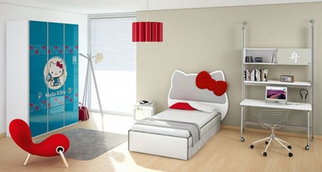 Explore Kitty Room Design