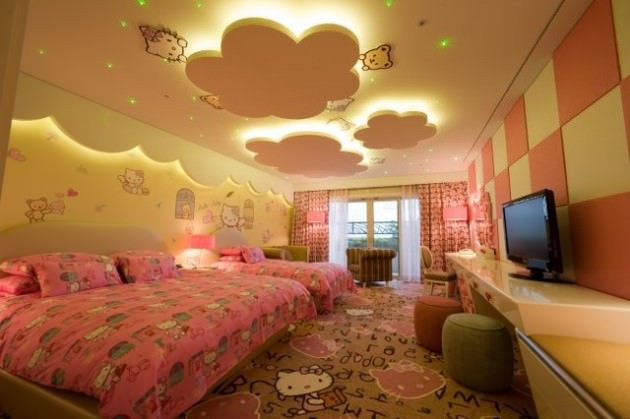 Kitty Baby Room Design
