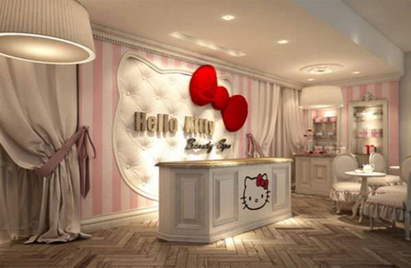 Kitty Open Room Design