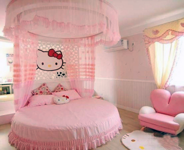 Kitty Room Design In Round