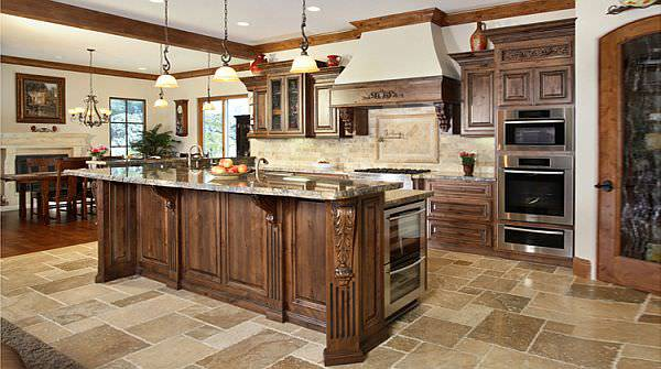 Beautiful Traditional Kitchen Design