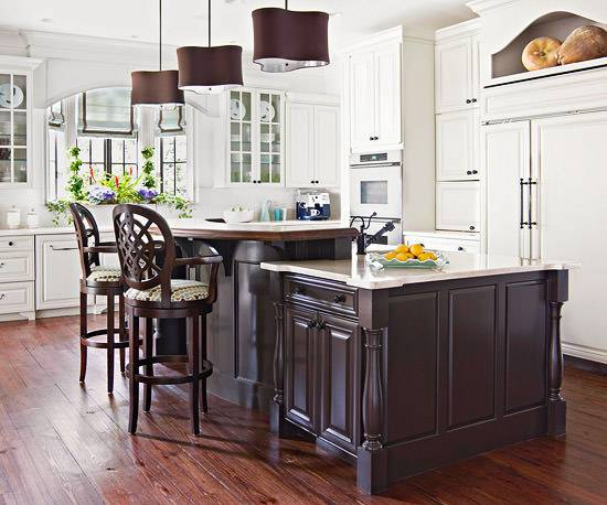 Decorating Traditional Kitchen Design